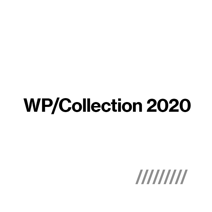 In arrivo le WP/Collections2020