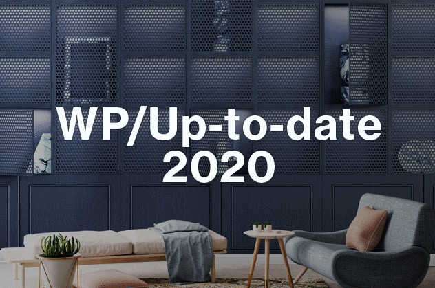 WP/Collections2020: UP-TO-DATE
