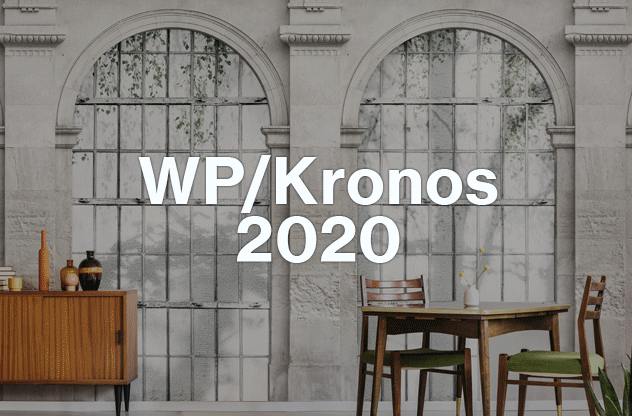 WP/Collections2020: KRONOS