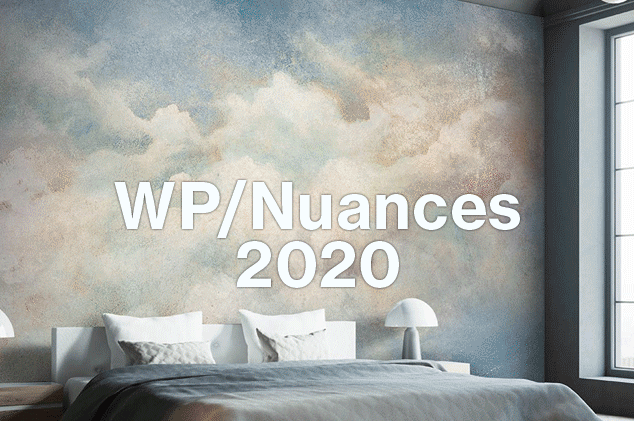 WP/Collections2020: NUANCES