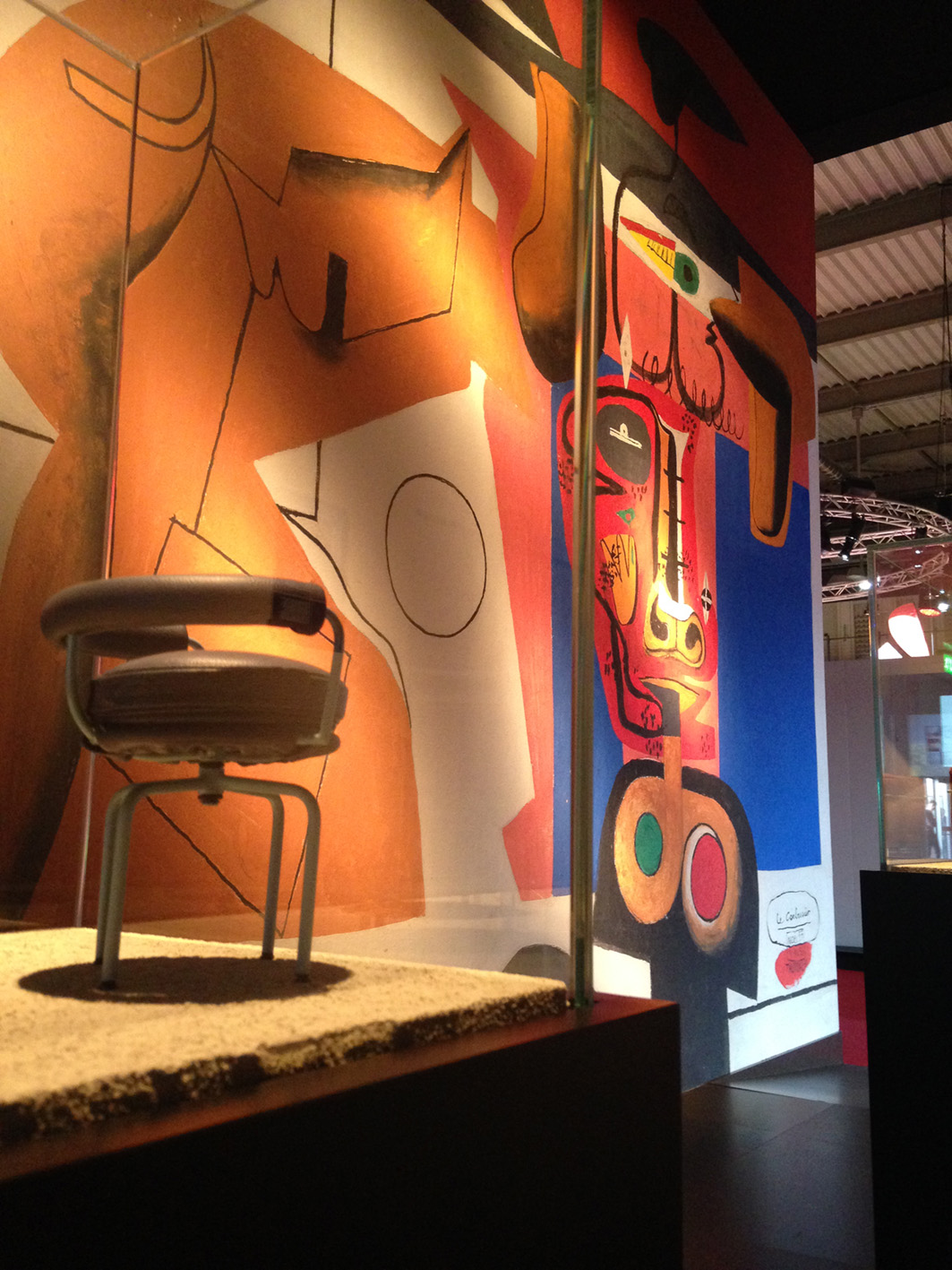 Cassina & Wallpepper at Salone del Mobile 2015.