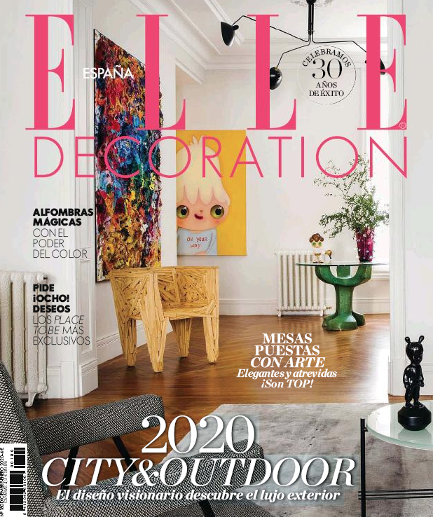 Elle Decoration SPAGNA